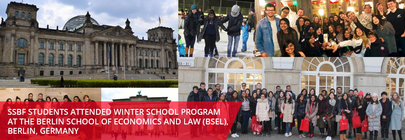 Symbiosis School of Banking and Finance winter school
